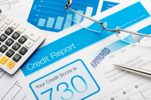 Five ways to a healthy credit score